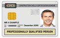 Grey Professionally qualified person