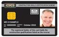 Black Manager Card